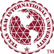 Texas A & M International University logo